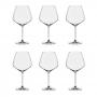 Conjunto Com 6 Taças De Cristal Bourgogne 950Ml - Athenas Classic- Oxford Alumina Crystal