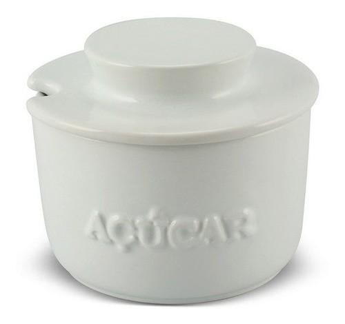 Açucareiro De Cerâmica 350GR Ceraflame Gourmet - Branco