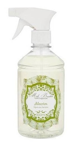 Água De Tecidos - 500Ml - Alecrim - Mels Brushes