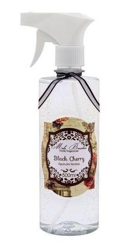 Água Para Tecidos - 500Ml - Black Cherry - Mels Brushes