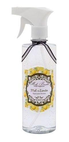 Água Para Tecidos - 500Ml - Mel E Limão - Mels Brushes