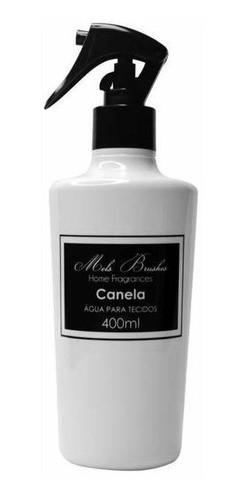 Água De Tecidos Black & White - 400Ml - Canela - Mels Brushes