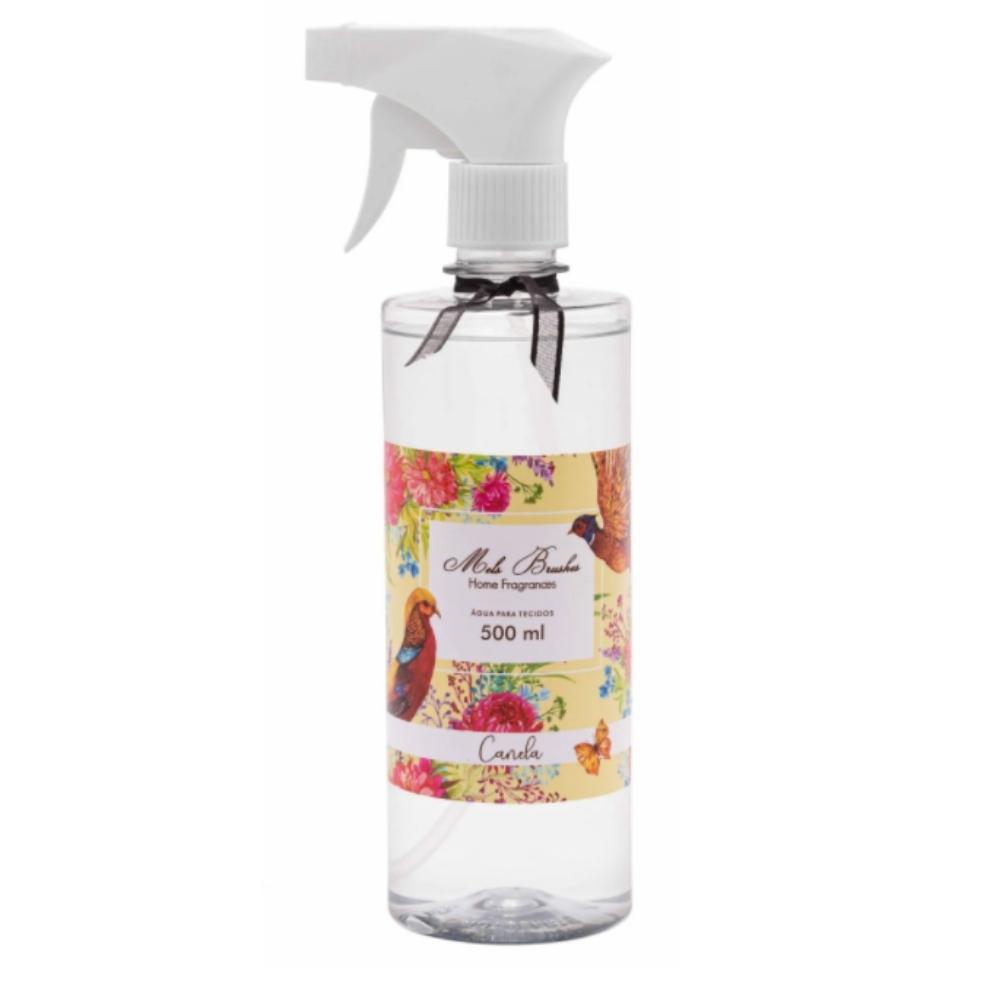 Água Para Tecidos - 500Ml - Canela - Mels Brushes