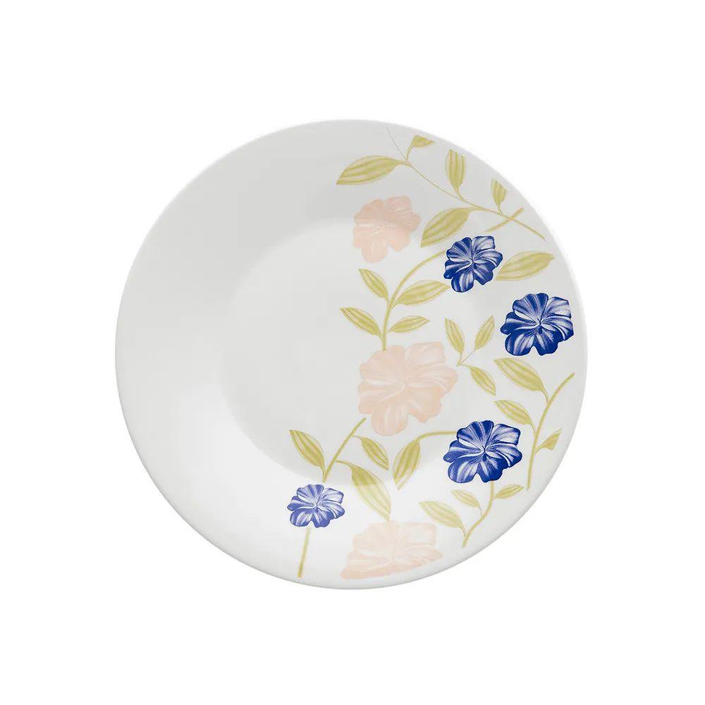 Aparelho De Jantar 20 Peças Actual Azul Perfeito - Oxford Biona