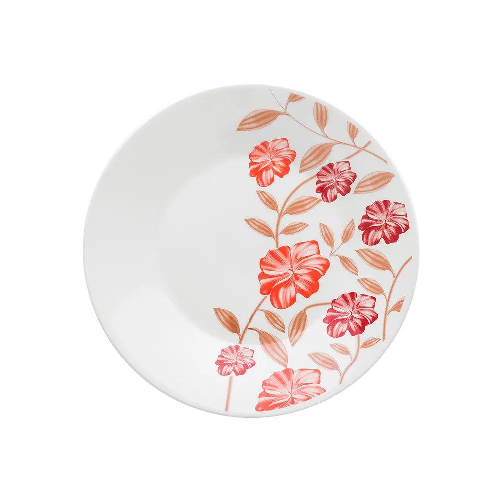 Aparelho De Jantar 20 Peças Actual  Vermelho Amor - Oxford Biona
