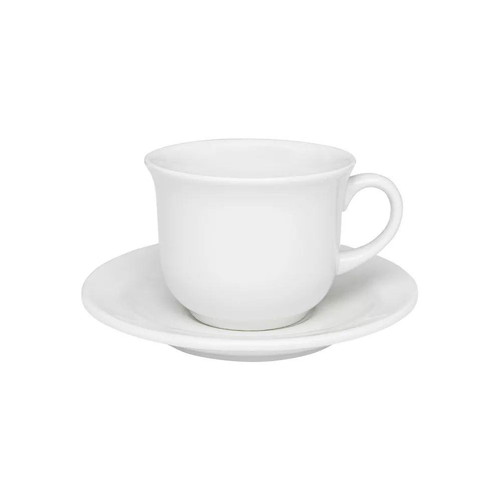 Aparelho De Jantar 20 Peças Floreal White - Oxford Daily