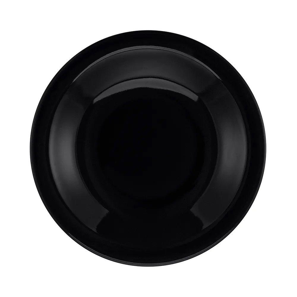 Aparelho De Jantar 30 Peças Floreal Black - Oxford Daily