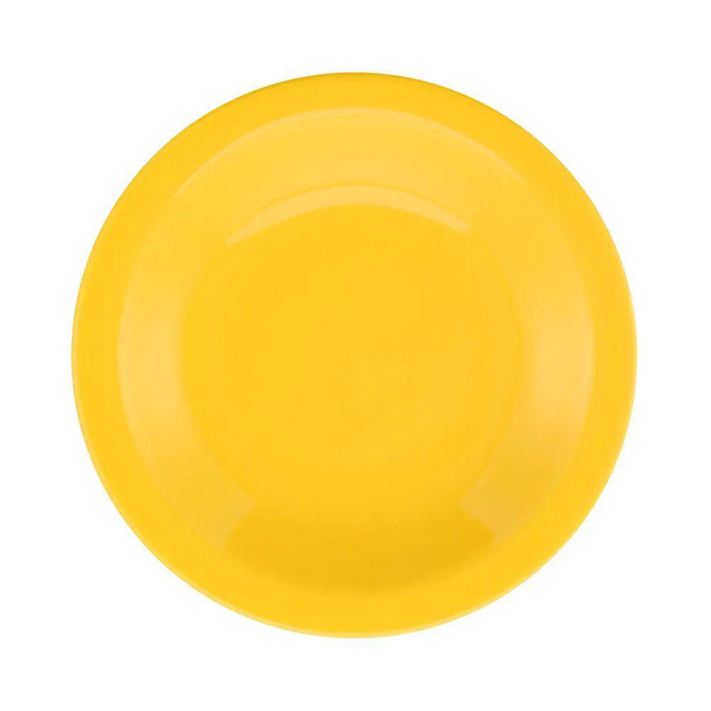 Aparelho De Jantar 30 Peças Floreal Yellow - Oxford Daily