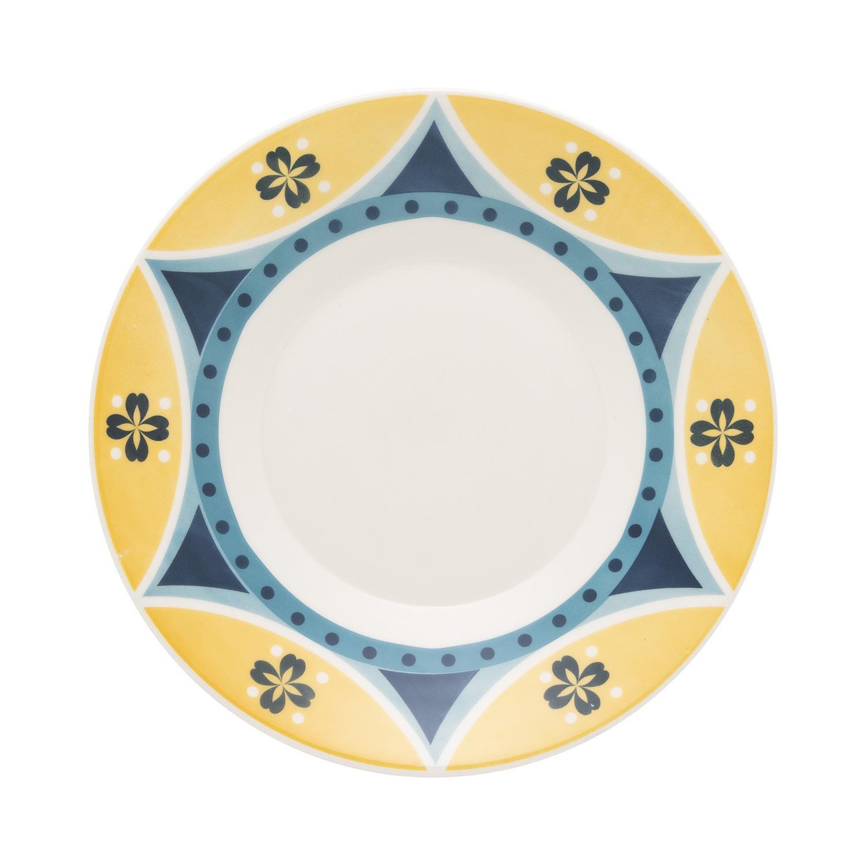 Aparelho De Jantar/Chá 20 Peças Actual Sintra - Oxford Biona
