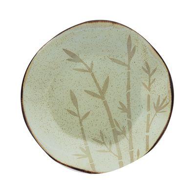 Aparelho De Jantar/Chá 20 Peças Ryo Bambu - Oxford Porcelanas