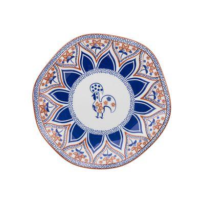 Aparelho De Jantar/Chá 20 Peças Ryo Barcelos - Oxford Porcelanas