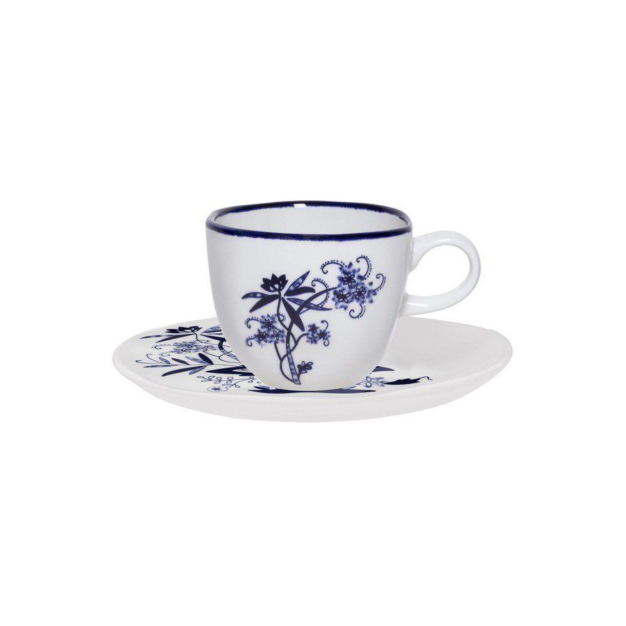 Aparelho De Jantar/Chá 42 Peças Ryo Union - Oxford Porcelanas