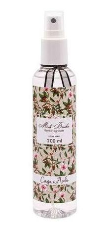 Aromatizante Spray 200 Ml - Cereja E Avelã - Mels Brushes
