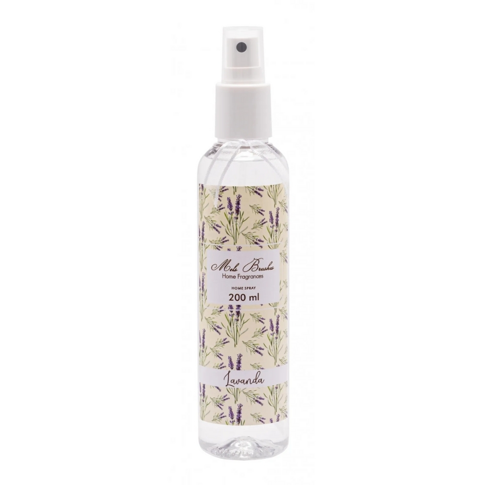 Aromatizante Spray 200 Ml - Lavanda - Mels Brushes