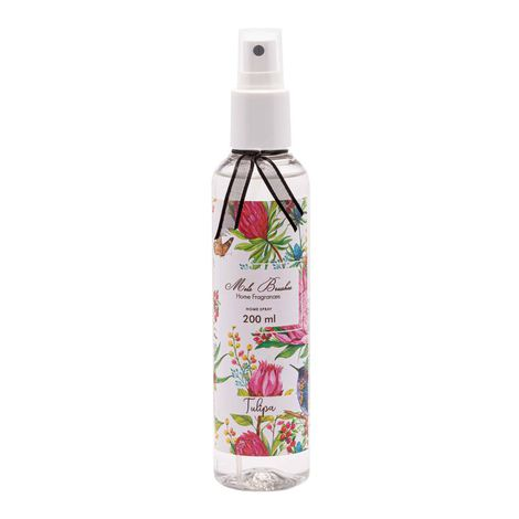 Aromatizante Spray 200 Ml - Tulipa - Mels Brushes
