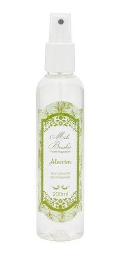 Aromatizante Spray Alecrim - 200Ml - Mels Brushes