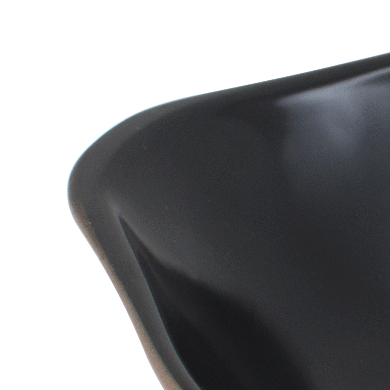 Assadeira De Cerâmica Ceraflame Com Aba 13Cm 500Ml Pomodoro