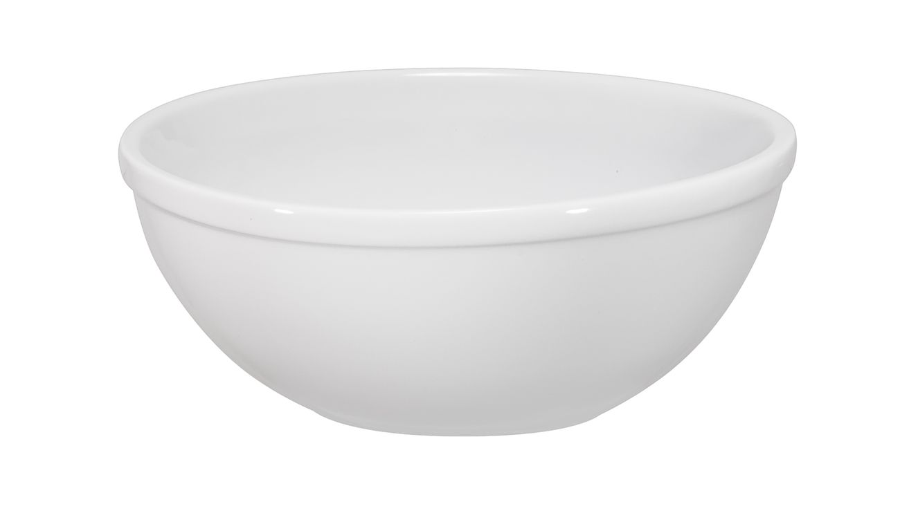 BOWL 13CM 250ML  -  BRANCO