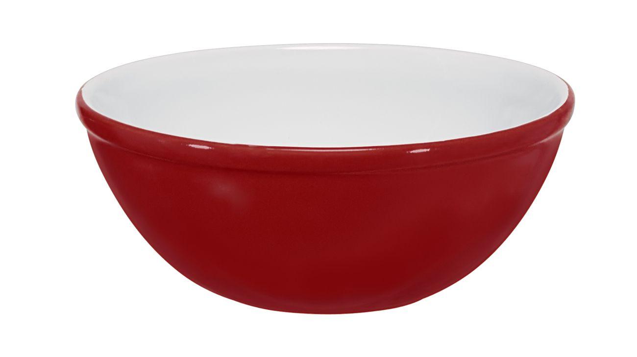 Bowl 13Cm 250Ml  -  Vermelho