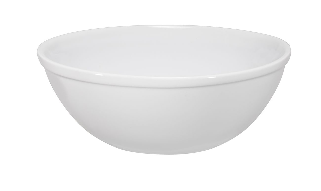 BOWL 15CM 400ML  -  BRANCO