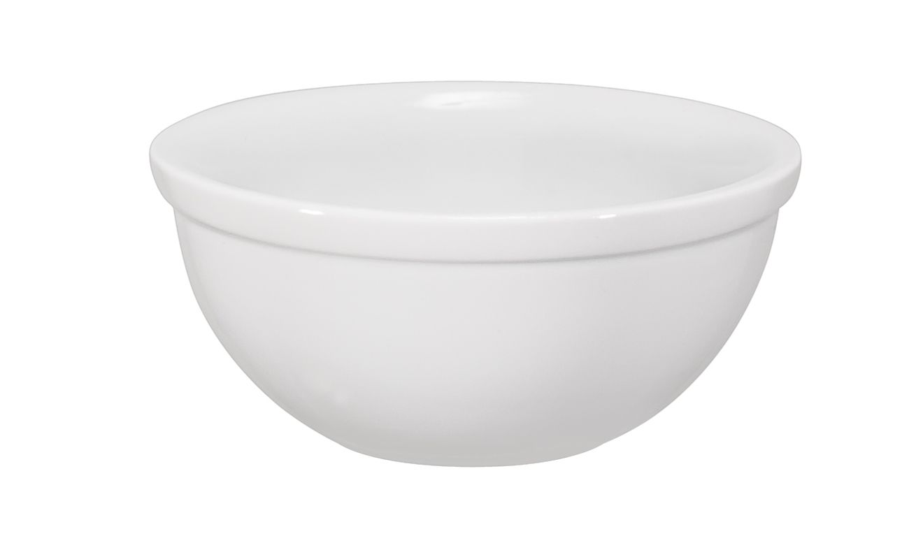 Bowl De Cerâmica Ceraflame 8Cm 100Ml  -  Branco