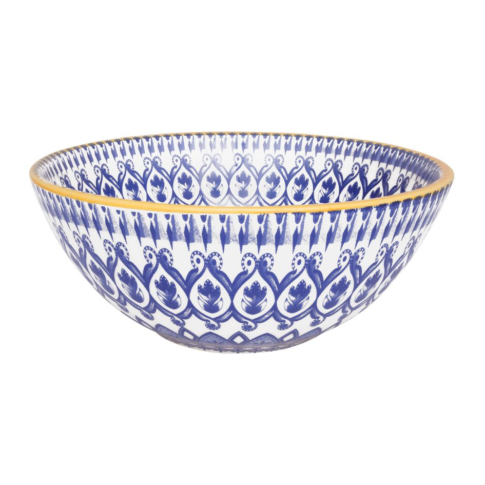 Bowl De Cerâmica 16Cm 600Ml - Floreal La Carreta - Oxford Daily