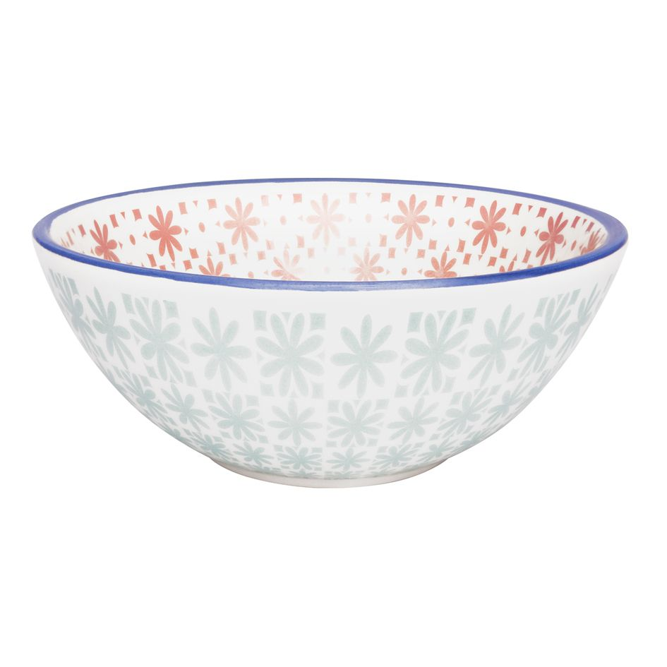 Bowl De Cerâmica 16Cm 600Ml -  Full Lovely - Oxford Daily