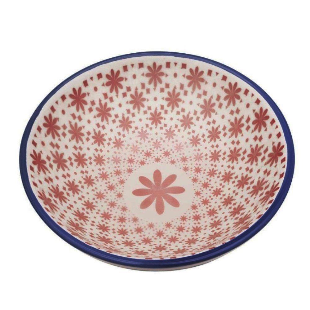 Bowl De Cerâmica 16Cm 600Ml -  Full Lovely - Oxford Daily