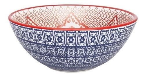 Bowl De Cerâmica 16Cm 600Ml -  Full Mexican - Oxford Daily