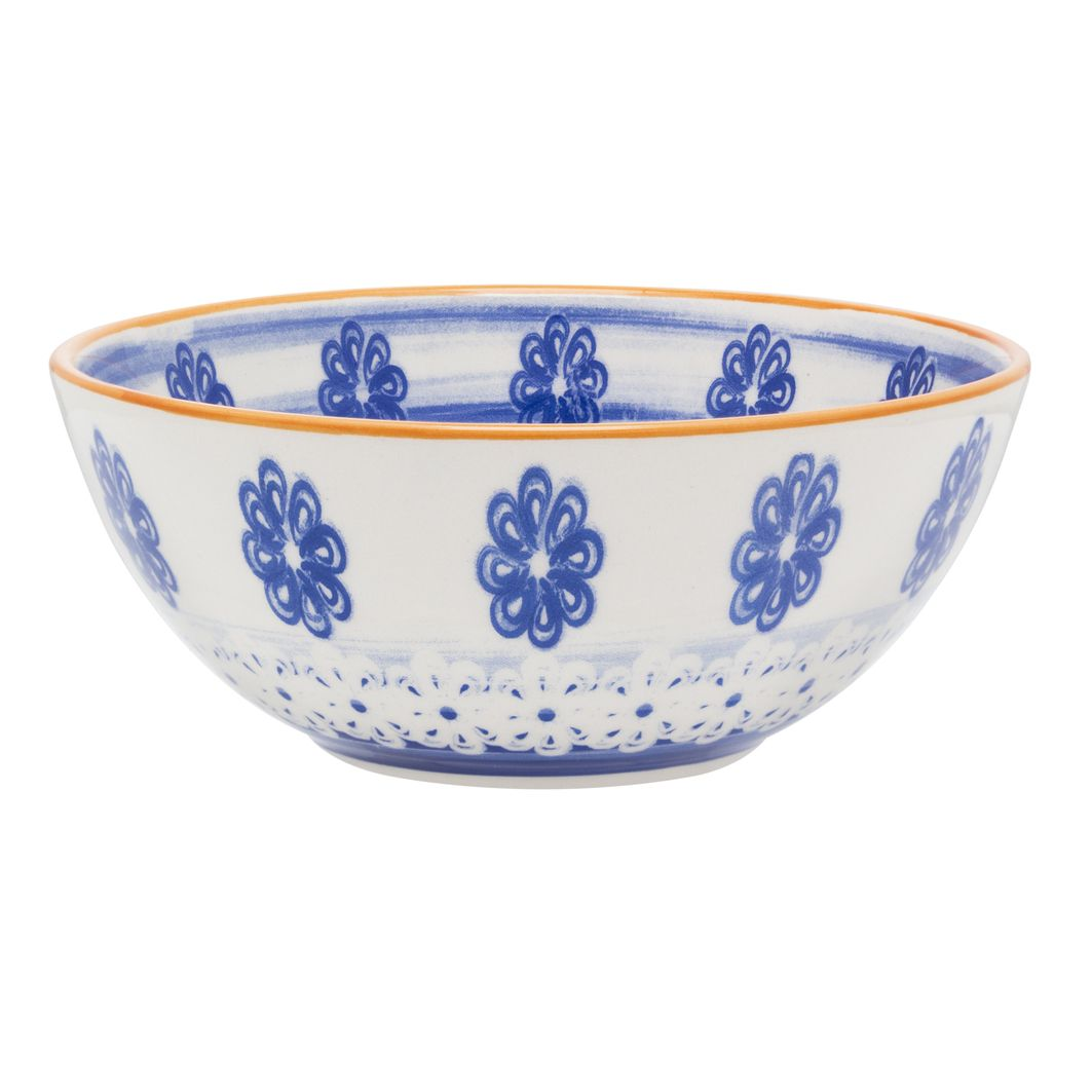 Bowl De Cerâmica 16Cm 600Ml - Full Paint - Oxford Daily