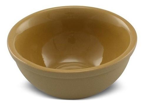 Bowl De Cerâmica 9,5Cm 150Ml Ocre Ceraflame Origens