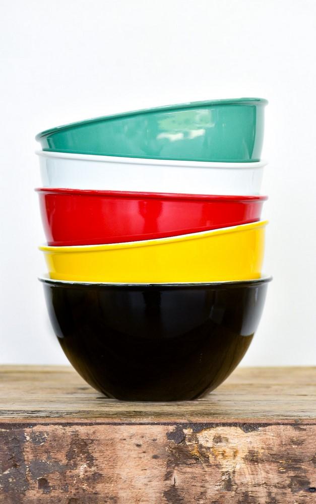 Bowl De Cerâmica Ceraflame 1500Ml - Branco