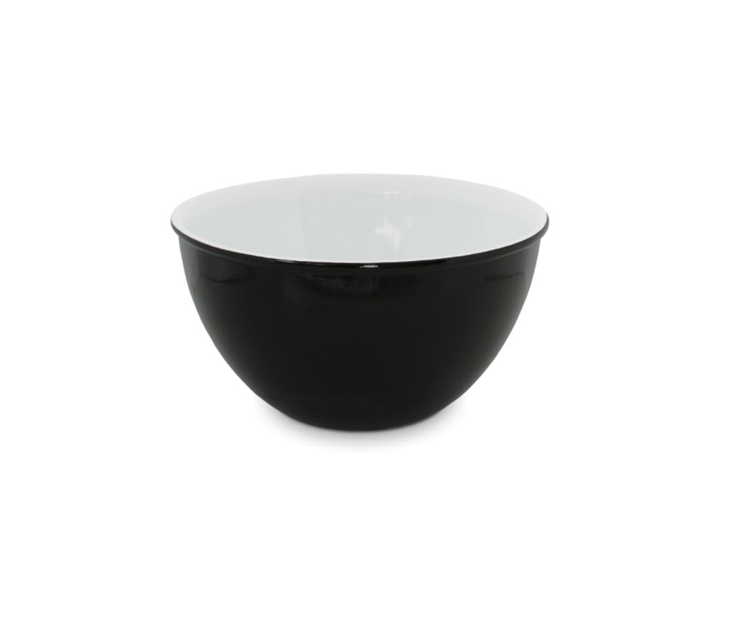 Bowl De Cerâmica Ceraflame 1500Ml - Preto