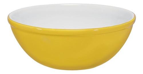 Bowl De Cerâmica Ceraflame 13Cm 250Ml  -  Amarelo