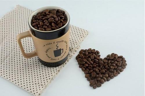 Caneca De Cerâmica Ceraflame Coffee To Go Vida Curta 150Ml - Pardo Fosco