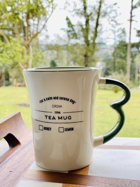 Caneca Easy Hot Drinks Tea Mug 330Ml - Oxford Daily