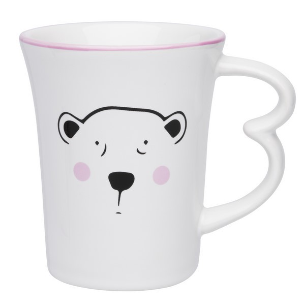 Caneca  Easy Teddy Puppies 330ml Oxford Daily