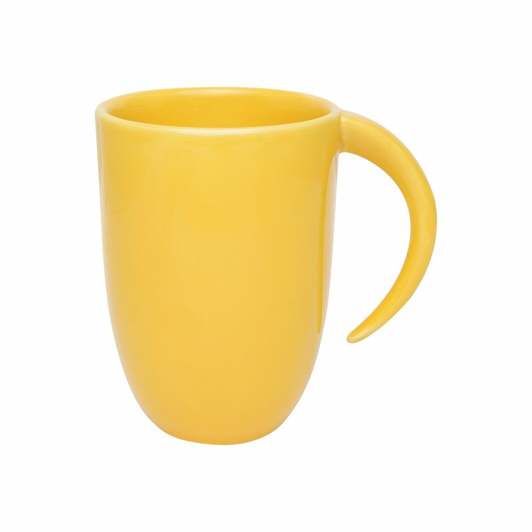 Caneca Fall 350Ml - Amarelo - Oxford Daily