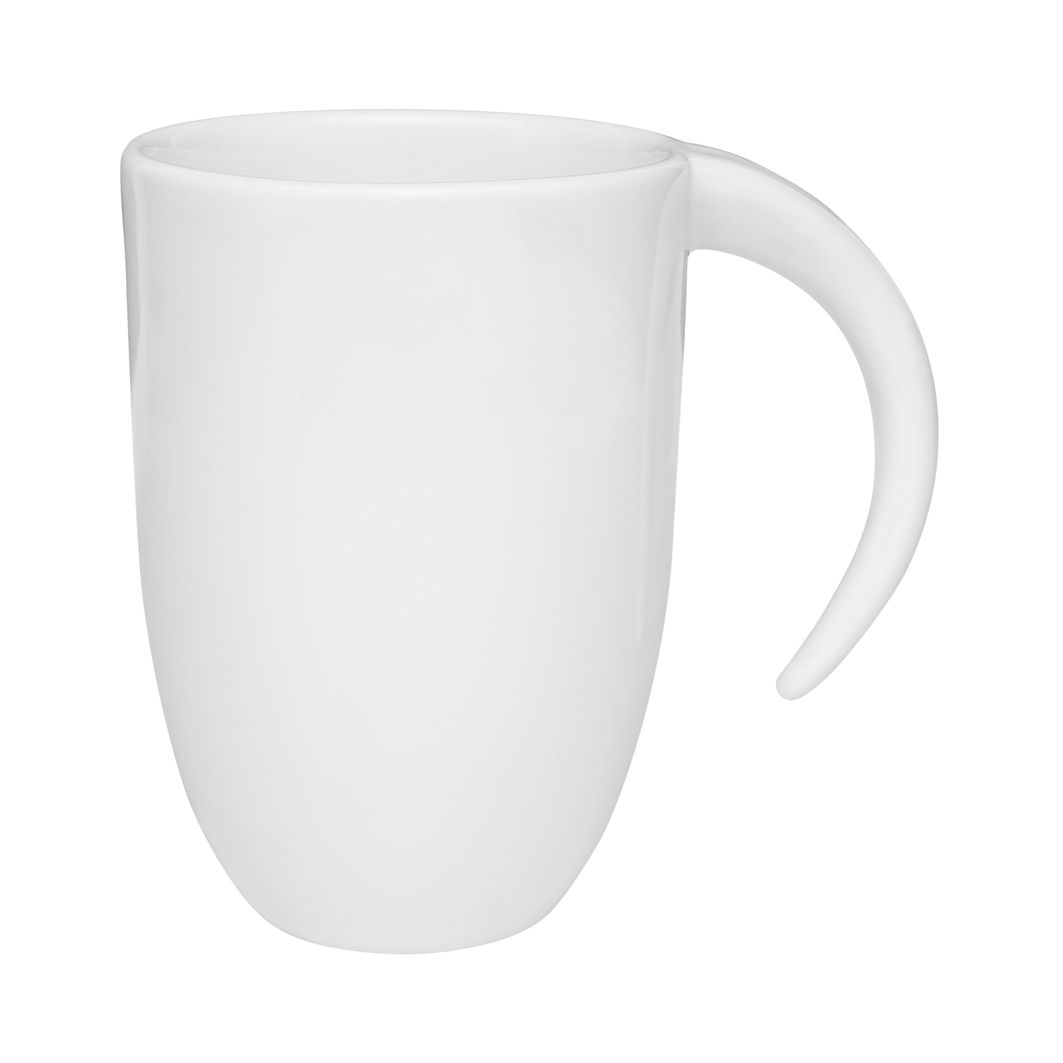 Caneca Fall 350Ml - Branco - Oxford Porcelanas