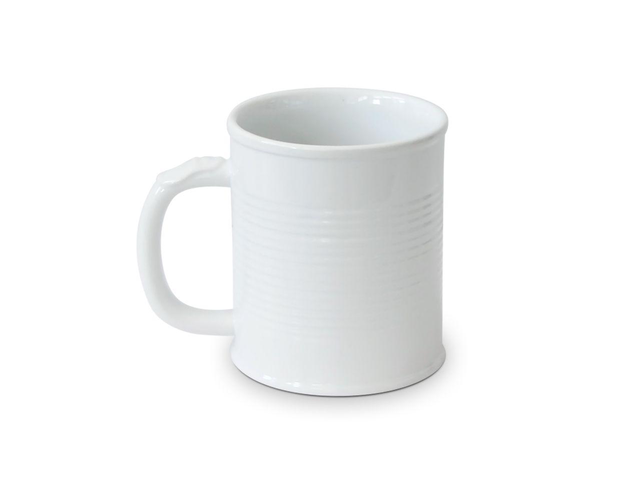 Caneca Lata 250Ml - Branco