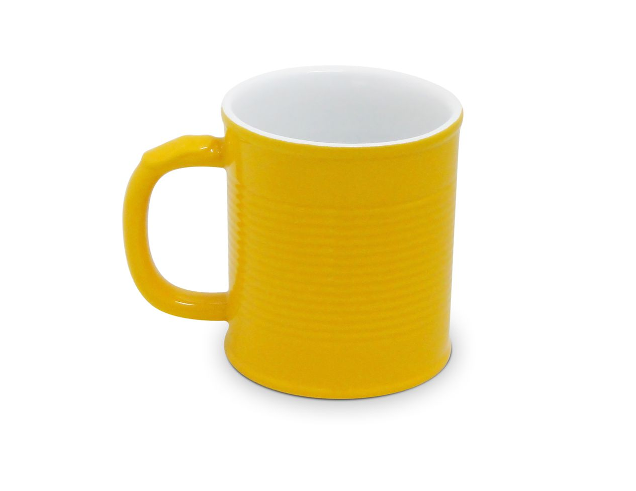 Caneca Lata 350Ml - Amarelo
