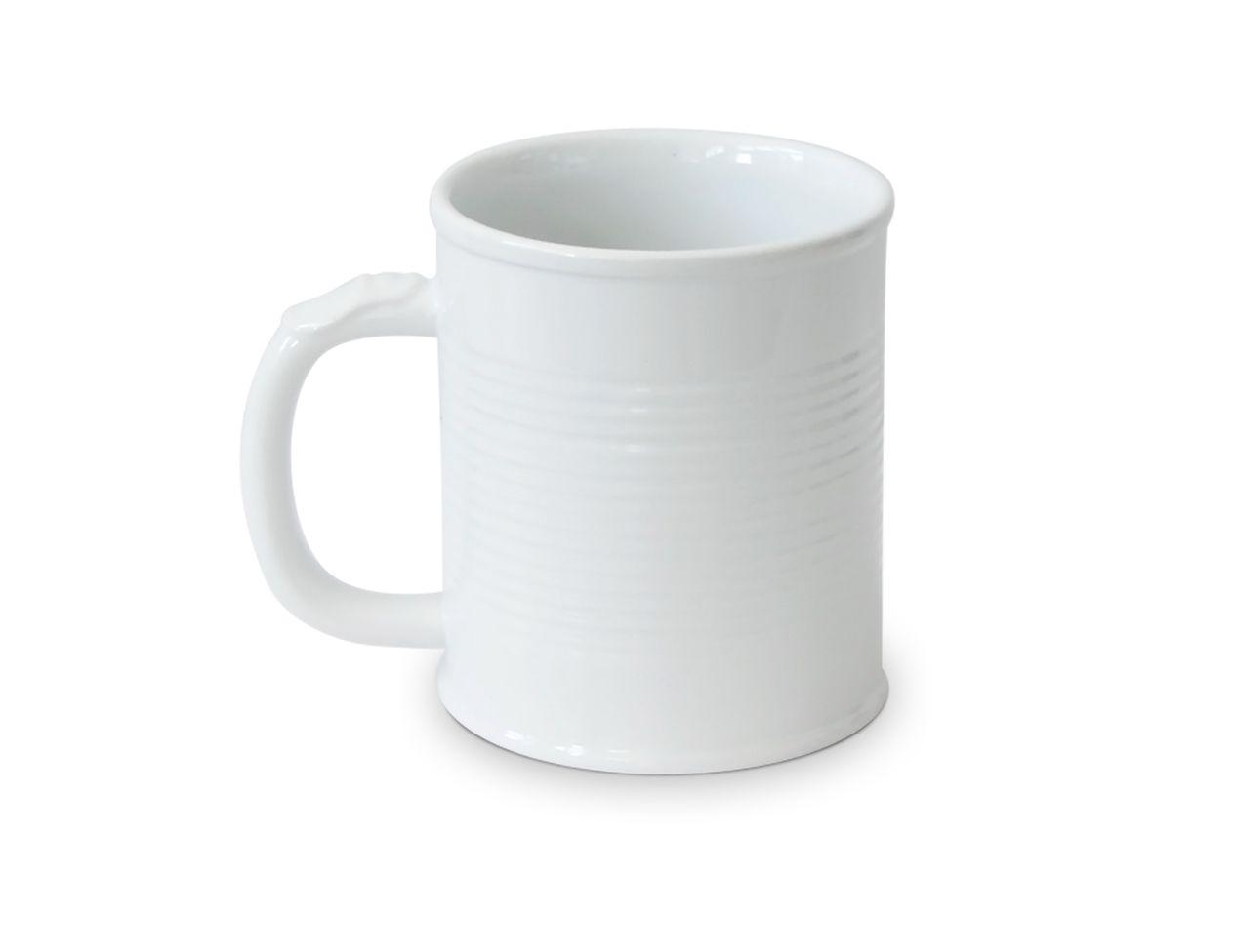 Caneca Lata 350Ml - Branco