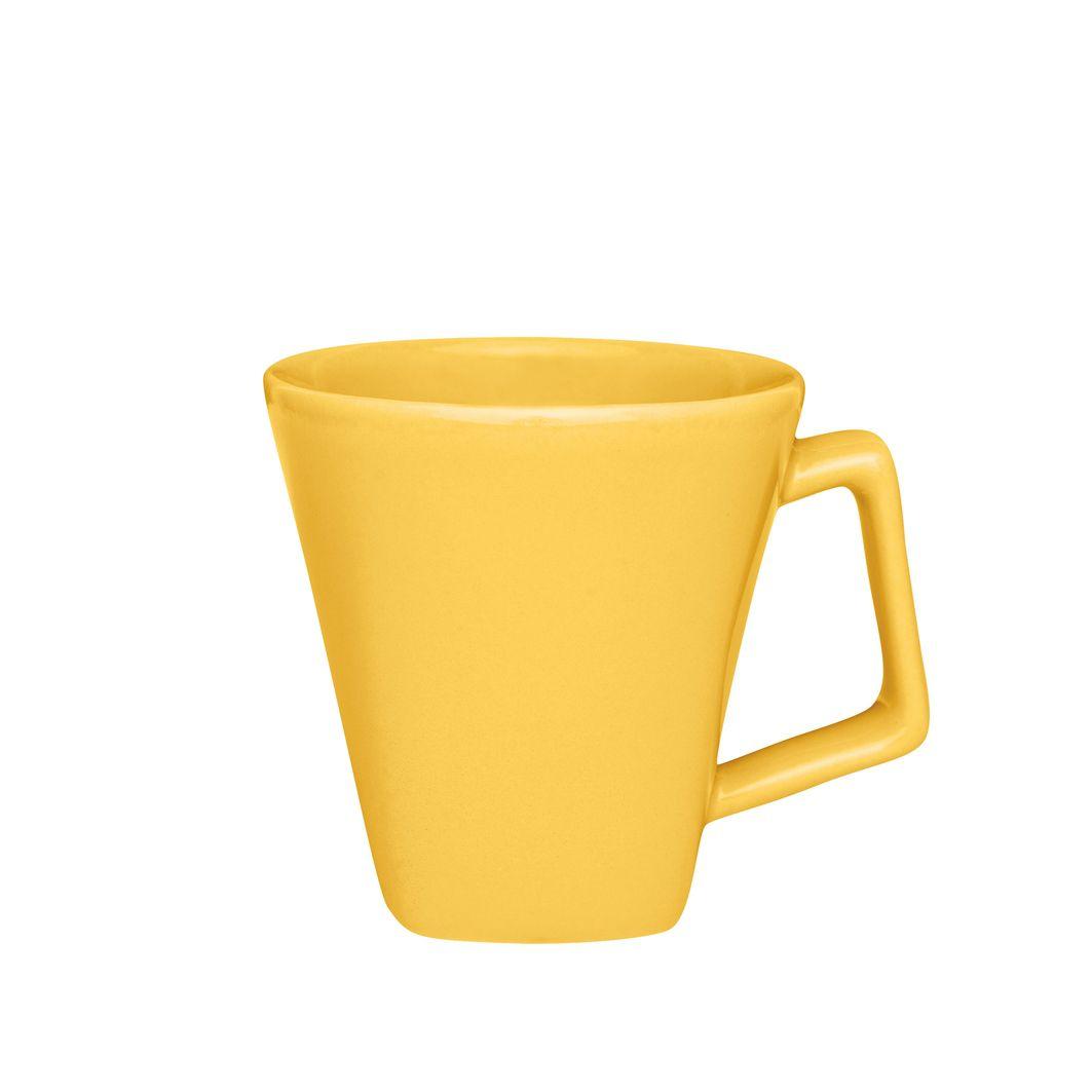 Caneca Mini Quartier 220Ml - Amarelo - Oxford Daily