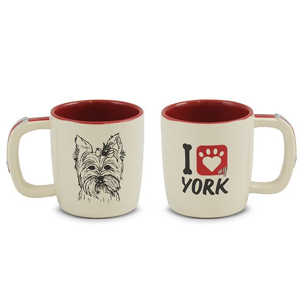 Caneca Ceraflame Pet York 350Ml