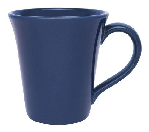 Caneca Tulipa 330Ml - Azul - Oxford Daily