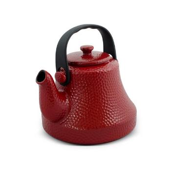 Chaleira De Cerâmica Ceraflame Martelada 1700Ml Pomodoro