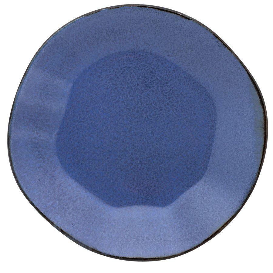 Conjunto 6 Pratos Rasos 27,5Cm Ryo Santorini - Oxford Porcelanas