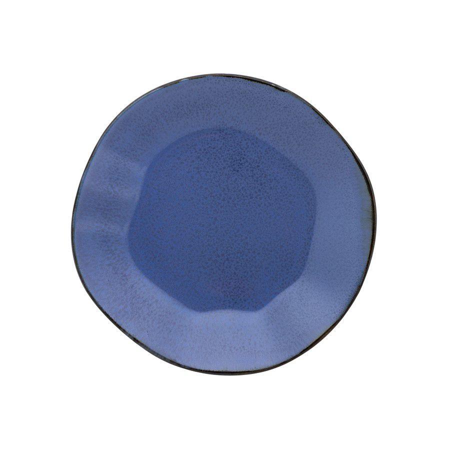 Conjunto 6 Pratos Sobremesa 21,5Cm Ryo Santorini - Oxford Porcelanas