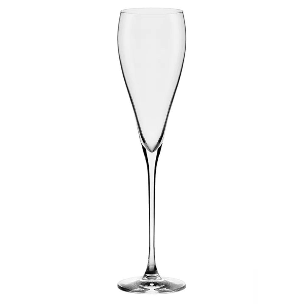 Conjunto C/02 Taças De Cristal Espumante 280Ml - Athenas Classic - Oxford Alumina Crystal
