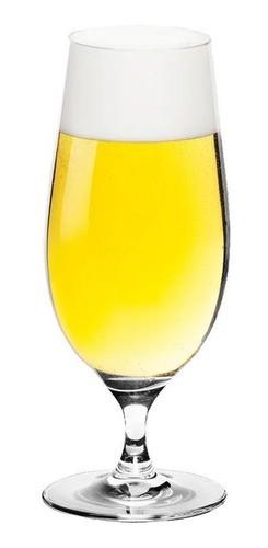 Conjunto C/03 Taças De Cristal P/ Cerveja 460Ml - Beer Glass Classic - Oxford Alumina Crystal